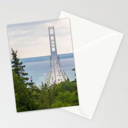 Mackinac Bridge Stationery Cards