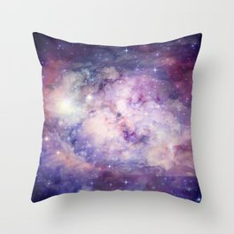 Galaxy 1 Throw Pillow
