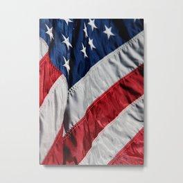 Let Freedom Ring Metal Print