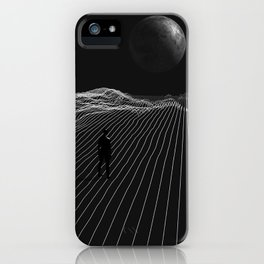 Keep It Simple iPhone Case