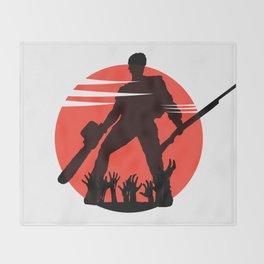Ash Throw Blanket