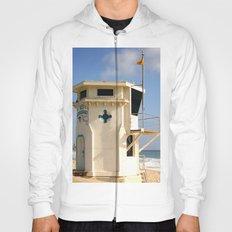 Laguna Beach Lifeguard Tower Hoody