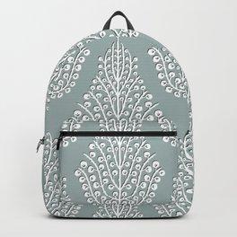 SPIRIT silver white Backpack