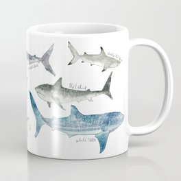 Sharks Coffee Mug