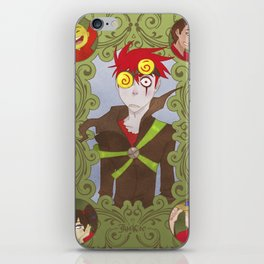 Xiaolin Showdown iPhone Skin