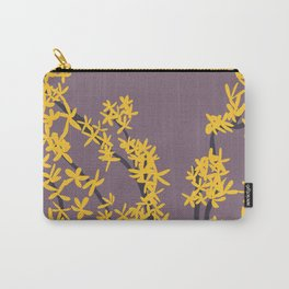 Forsythia II Carry-All Pouch