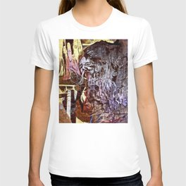The bay/shoreline T-shirt