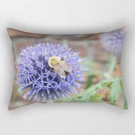 BEElutiful Thistle Rectangular Pillow