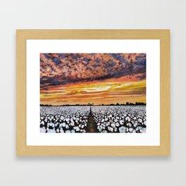 Delta Daydream Framed Art Print