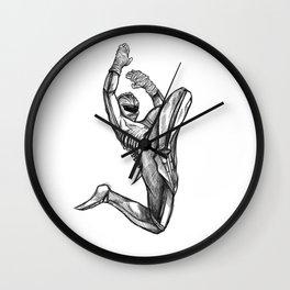 Dino Ranger Wall Clock