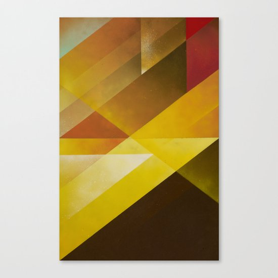 Jazz Festival 2012 (Number 3 in a series of 4) Canvas Print