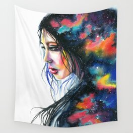 I need space Wall Tapestry