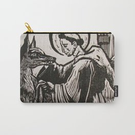 Compassion for a werewolf Carry-All Pouch