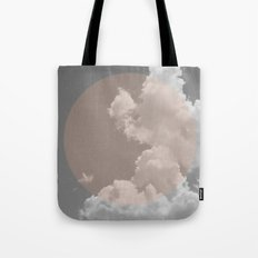 Misty Cloud Tote Bag