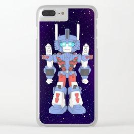 Magnus S1 Clear iPhone Case