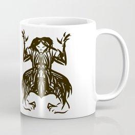 Shamanic travel (shaman walk) Coffee Mug