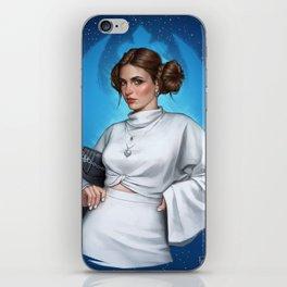 Galaxy Princess iPhone Skin