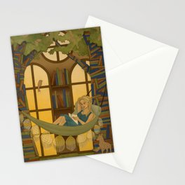Reading Forest Stationery Cards