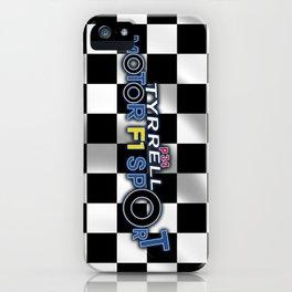 Tyrrell P34 iPhone Case