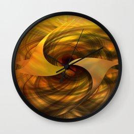 Abstractica Wall Clock