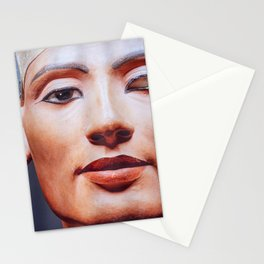 The Face of Nefertiti Stationery Cards
