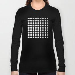 Parametric Cartoon - Faces and Emotions Long Sleeve T-shirt