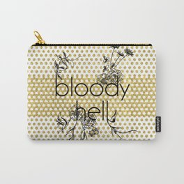 Bloody Dotty Hell Carry-All Pouch