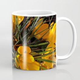 Colourful Crocus Coffee Mug