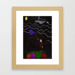 Vaya con Dios Framed Art Print