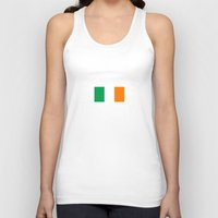 ruben ireland Tank Tops featuring Ireland by Earl of Grey