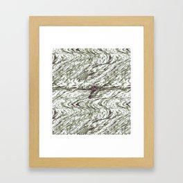 Pedra Framed Art Print