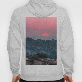 Otherworldly sunrise of Hampi, India Hoody