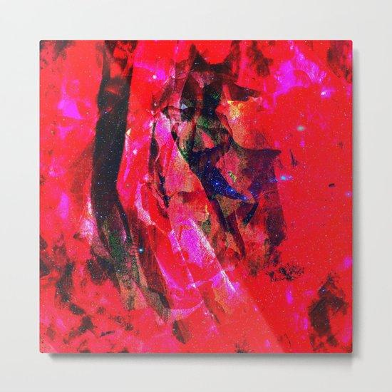 fantasy abstract  ## Metal Print