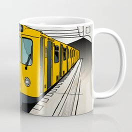 U-Bahn Coffee Mug