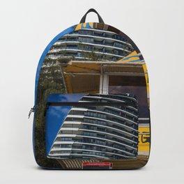 Lifeguard Hut Backpack