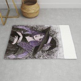 Lavender Witch- Day6 Inktober Rug