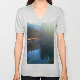Beautiful Morning Unisex V-Neck