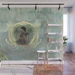 Si Gerong and Orah: SEBEI (TWINS) Wall Mural