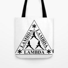 Lambda Lambda Lambda Class Shuttle Tote Bag