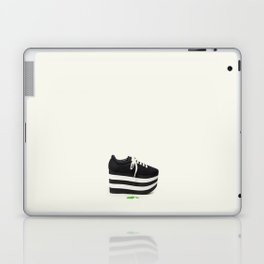 the past dreams of the adolescent Laptop & iPad Skin