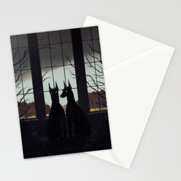 Sentinels Stationery Cards