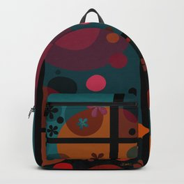 Wish, pattern Backpack
