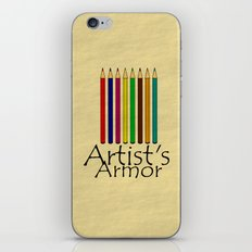 Artist's Armor iPhone & iPod Skin