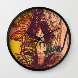 Sketchbook Wall Clock