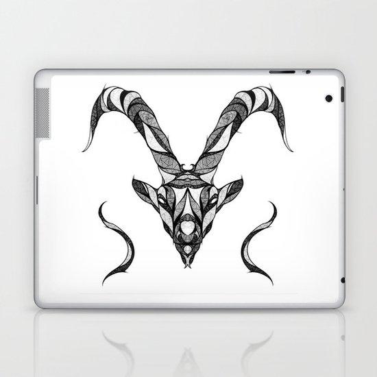 Signs of the Zodiac - Capricornus Laptop & iPad Skin
