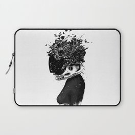Hybrid girl Laptop Sleeve