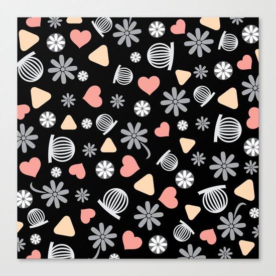 Lovely Pattern VII Canvas Print