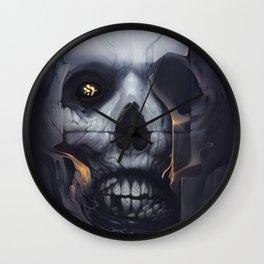 Hollowed Wall Clock