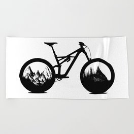 Enduro Beach Towel