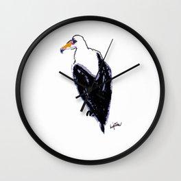 EAGLE        by Kay Lipton Wall Clock